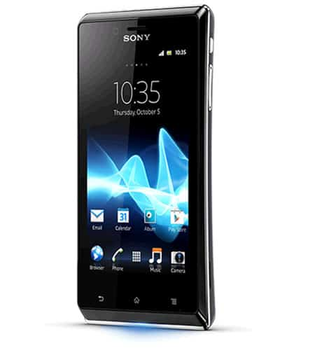 Sony Xperia J -Price Specifications and Video Review