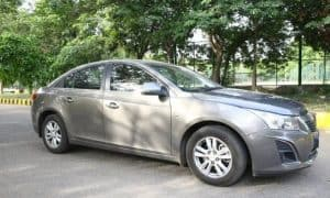 Top selling Chevrolet cars