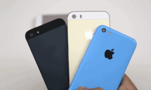 Compare iPhone 5 vs  iPhone 5S and 5C Video – Video Compare