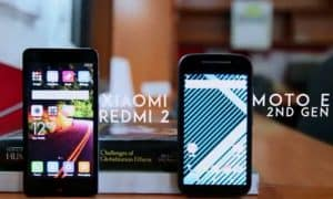 Xiaomi Redmi 1s vs. Motorola Moto E 2nd Gen – Fighting the Budget War