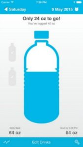 Use Technology To Improve Your Water Intake
