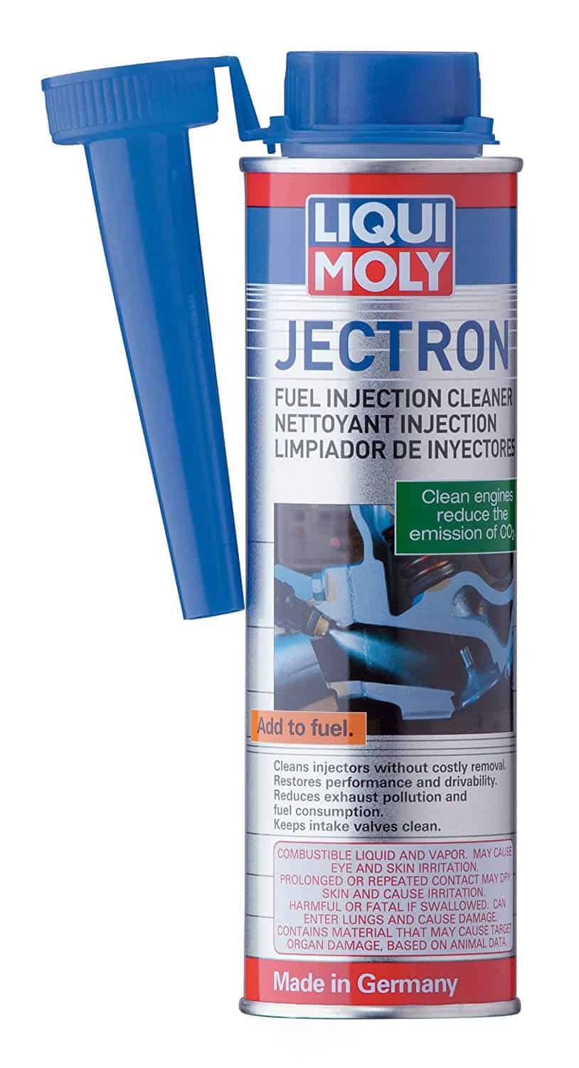 Liqui Moly 2007 Jectron fuel cleaner
