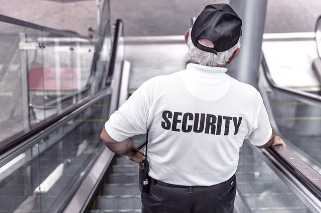 Top 4 Things to Look for in a Security Guard Company