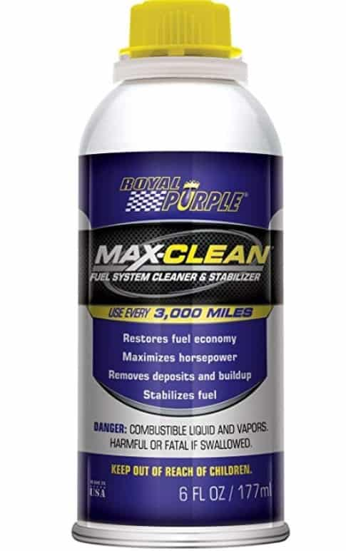 Royal purple 11754 Max clean fuel cleaner