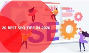 SEO TIPS 2020 : Optimize Your Website For Higher Ranking