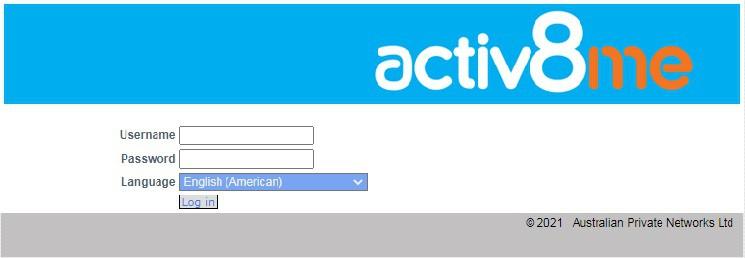 Activ8Me Webmail